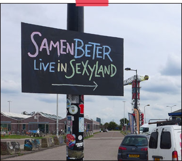 Event in de Zorg: SamenBeter Live in Sexyland